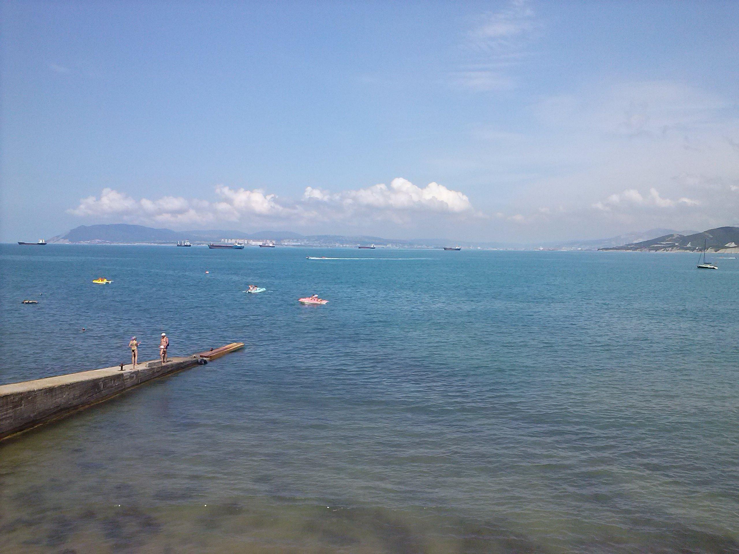 Пляжи черного моря фото